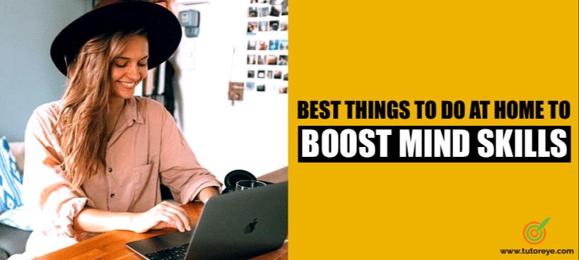 Boosting Skills