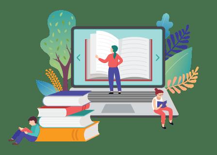 online literature