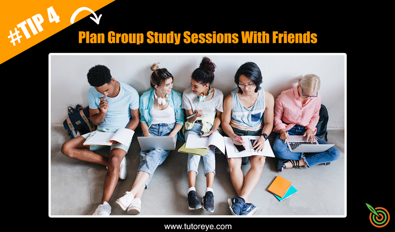 Group Study Sessions