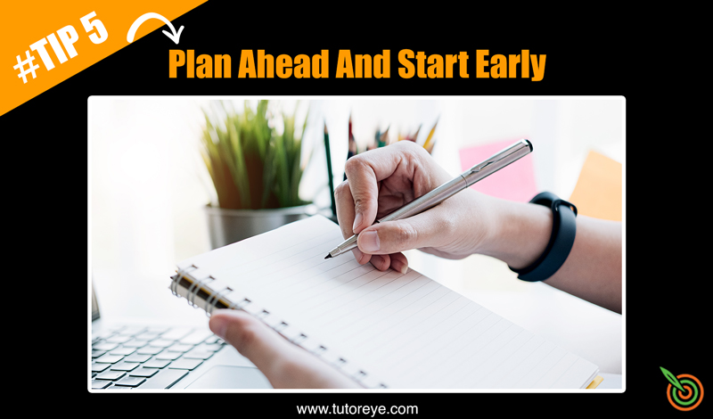Study planning