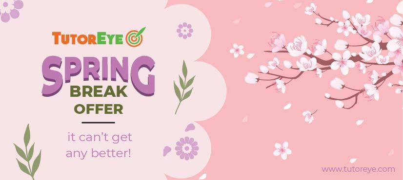 Spring blog banner