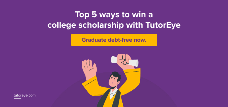 Top 5 ways to win a college scholarship